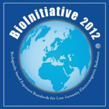 Logo des BioInitiative Report 2012